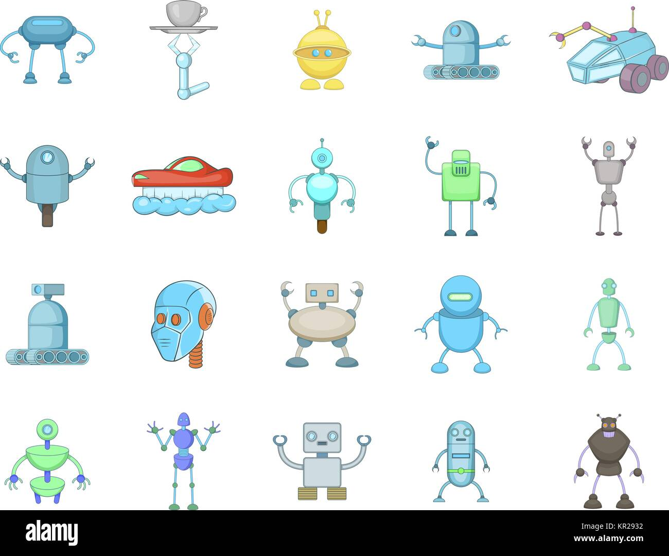 corporate hair style computer mascot stock vector images alamy 2932