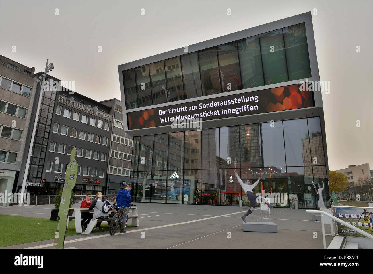 Fussballmuseum Stock Photos Fussballmuseum Stock Images Alamy
