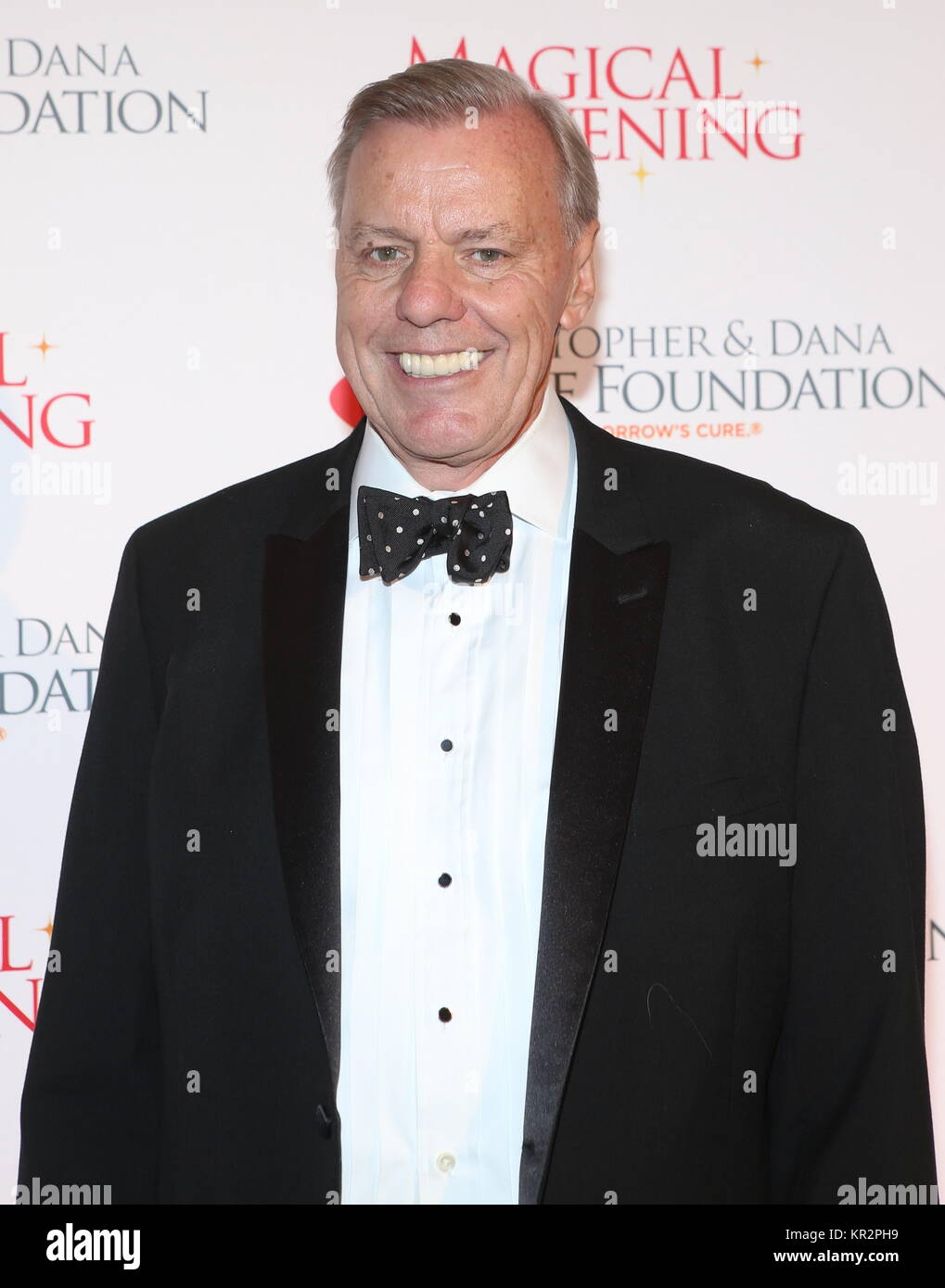 The Christopher & Dana Reeve Foundation Gala at the Conrad - Arrivals  Featuring: Peter Wilderotter Where: New - Stock Image