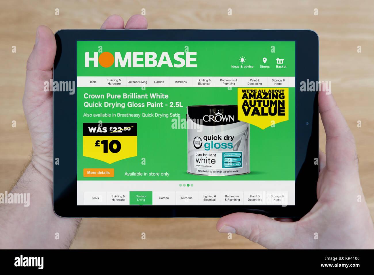 Homebase Logo Stock Photos Homebase Logo Stock Images Alamy