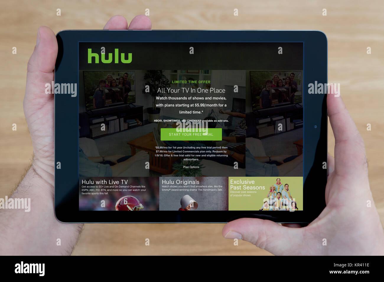 Hulu App Stock Photos & Hulu App Stock Images - Alamy