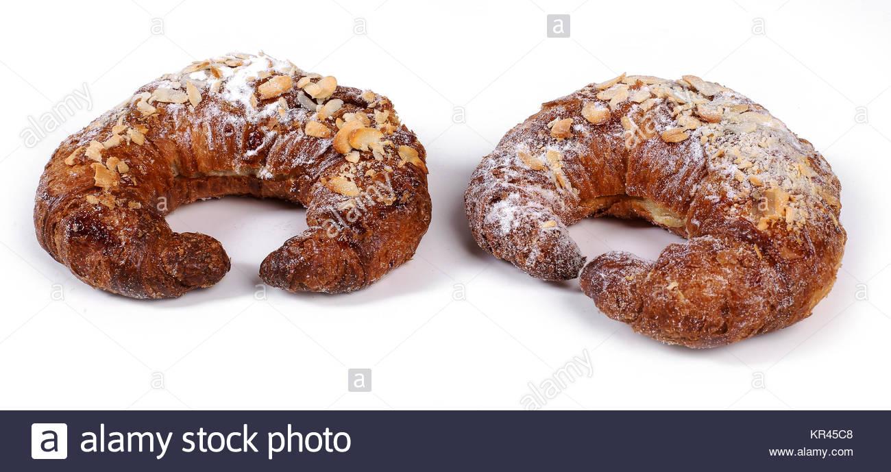 Croissant - Stock Image