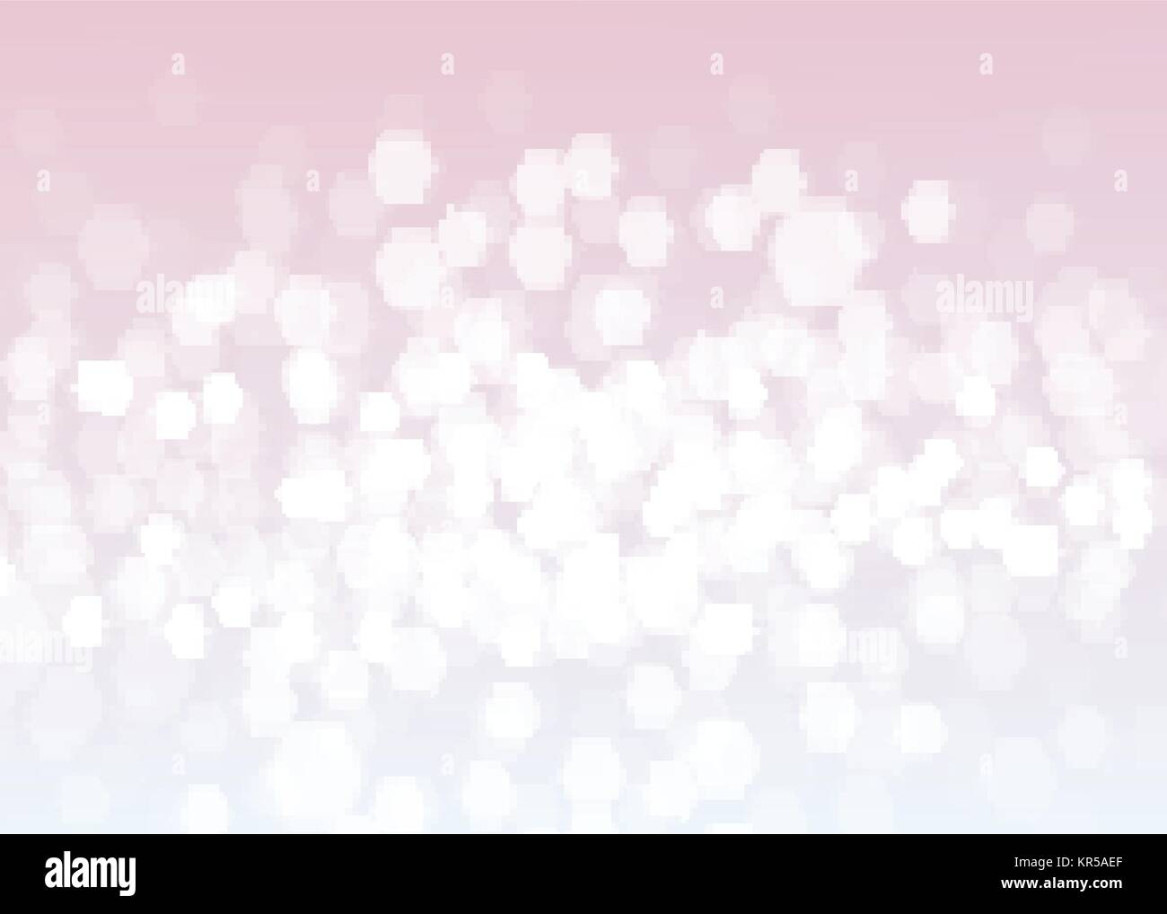 Blure bokeh holiday background - Stock Image