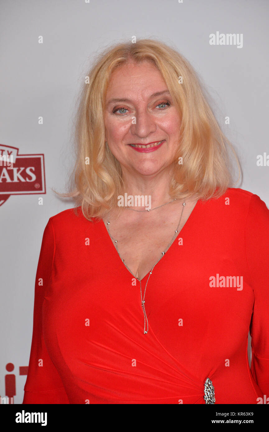 Los Angeles, USA. 18th Dec, 2017. LOS ANGELES, CA. December 18, 2017: Margareta Pettersson at the special screening Stock Photo