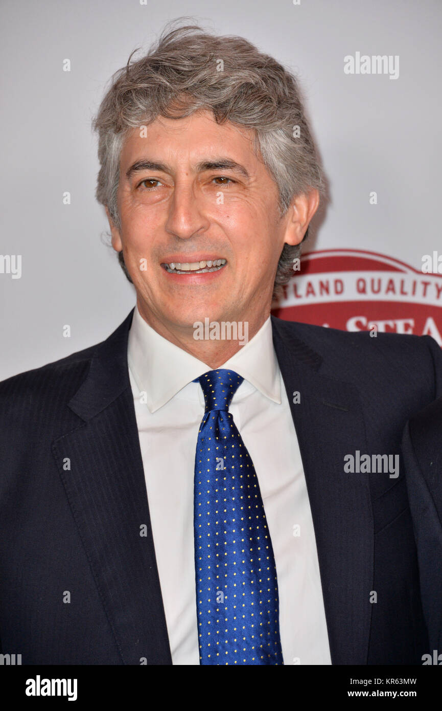 Los Angeles, USA. 18th Dec, 2017. LOS ANGELES, CA. December 18, 2017: Alexander Payne at the special screening of - Stock Image