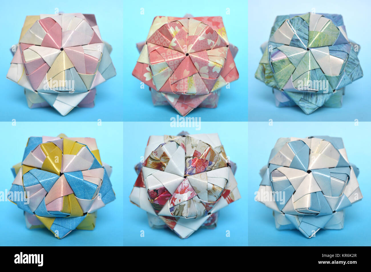 Modular Origami: How to Make a Cube, Octahedron & Icosahedron from ... | 954x1300