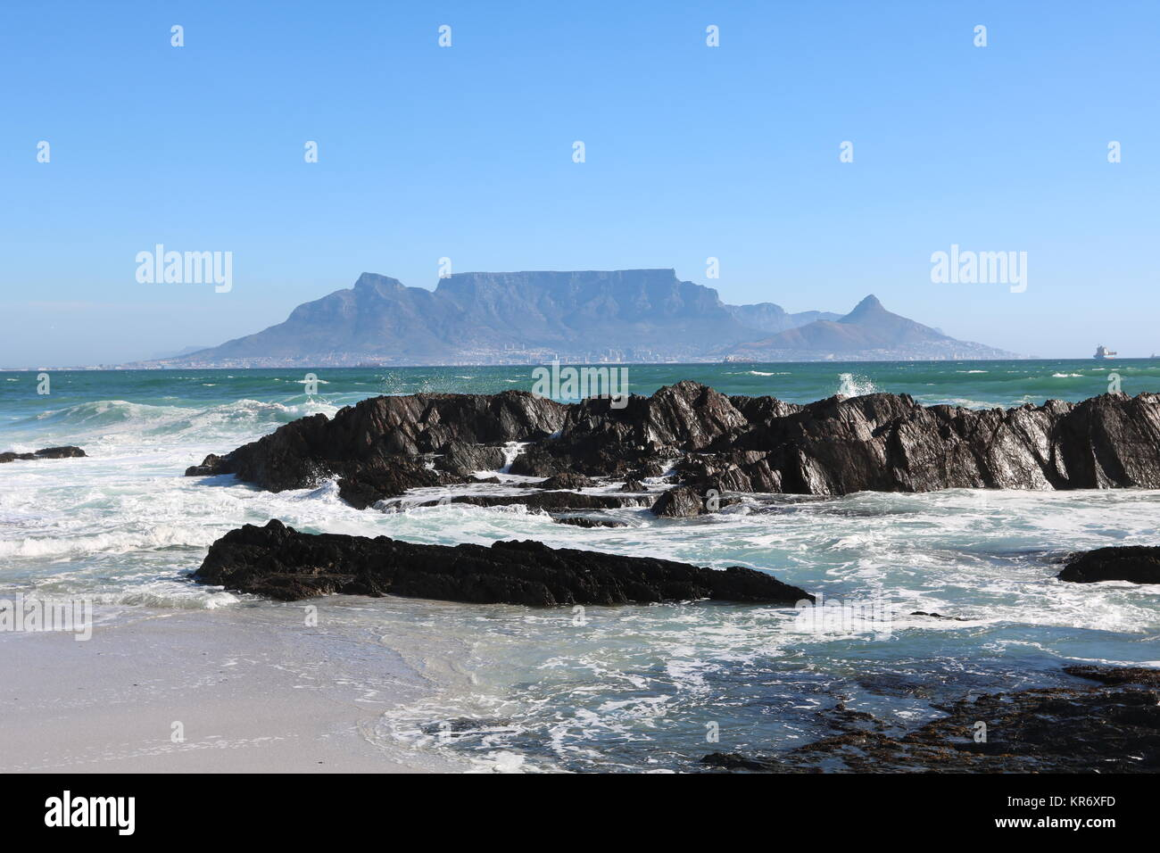 Cape Town South Africa - Stock Image