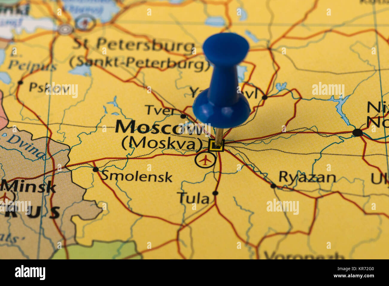 Russia Map Globe Stock Photos Russia Map Globe Stock Images Alamy