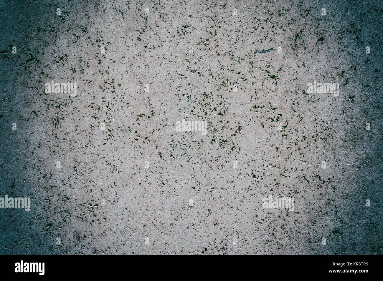 Concrete wall - Stock Image