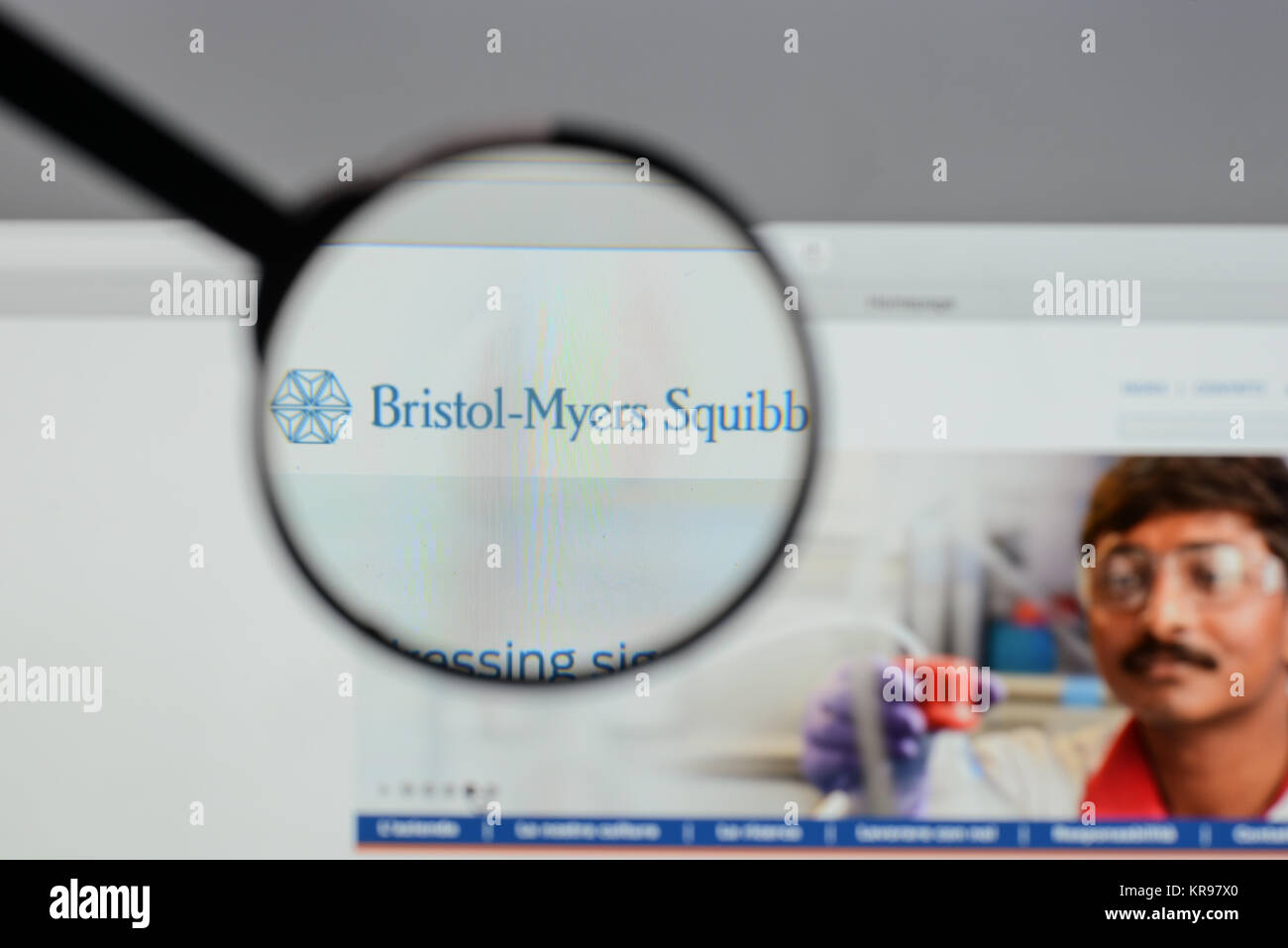 Bristol Myers Squibb Stock Photos and Images