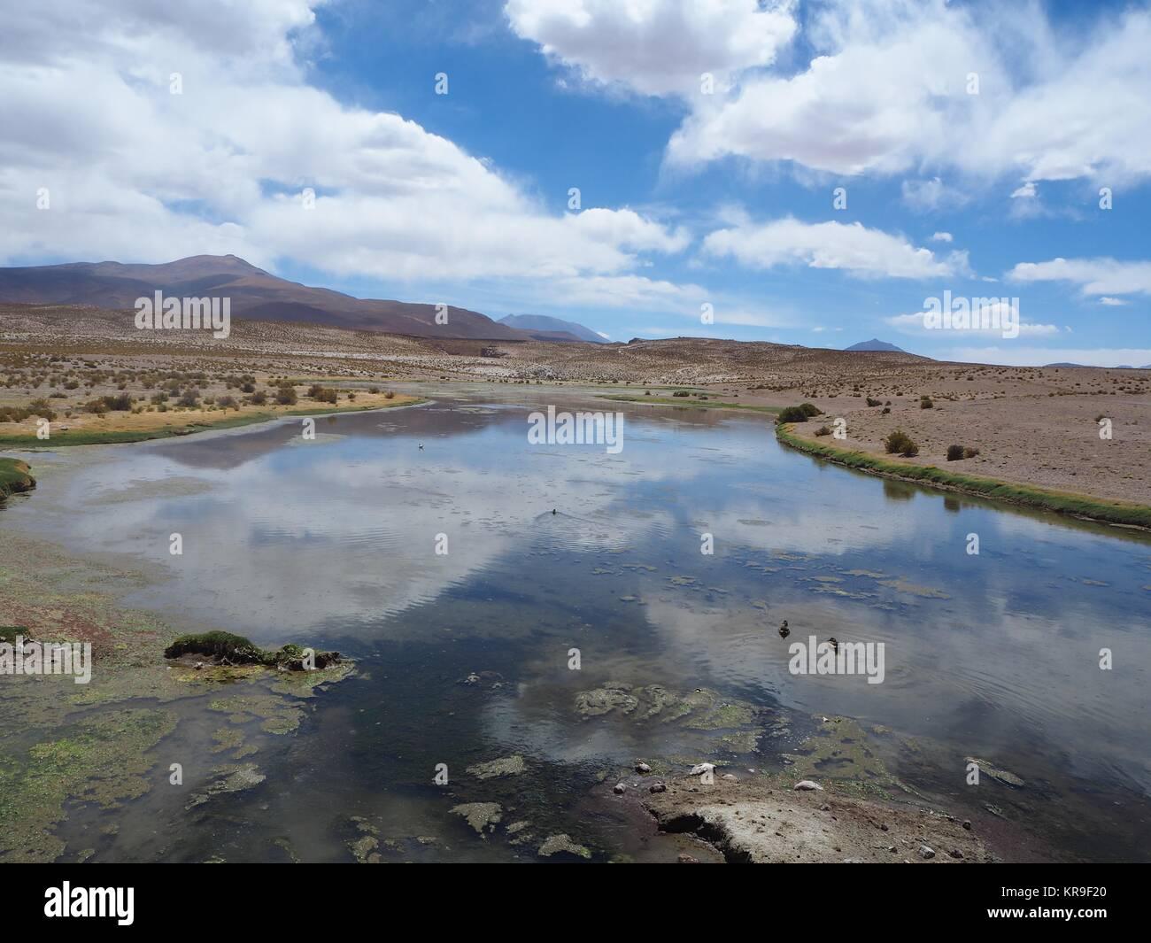 landscape shot - Stock Image