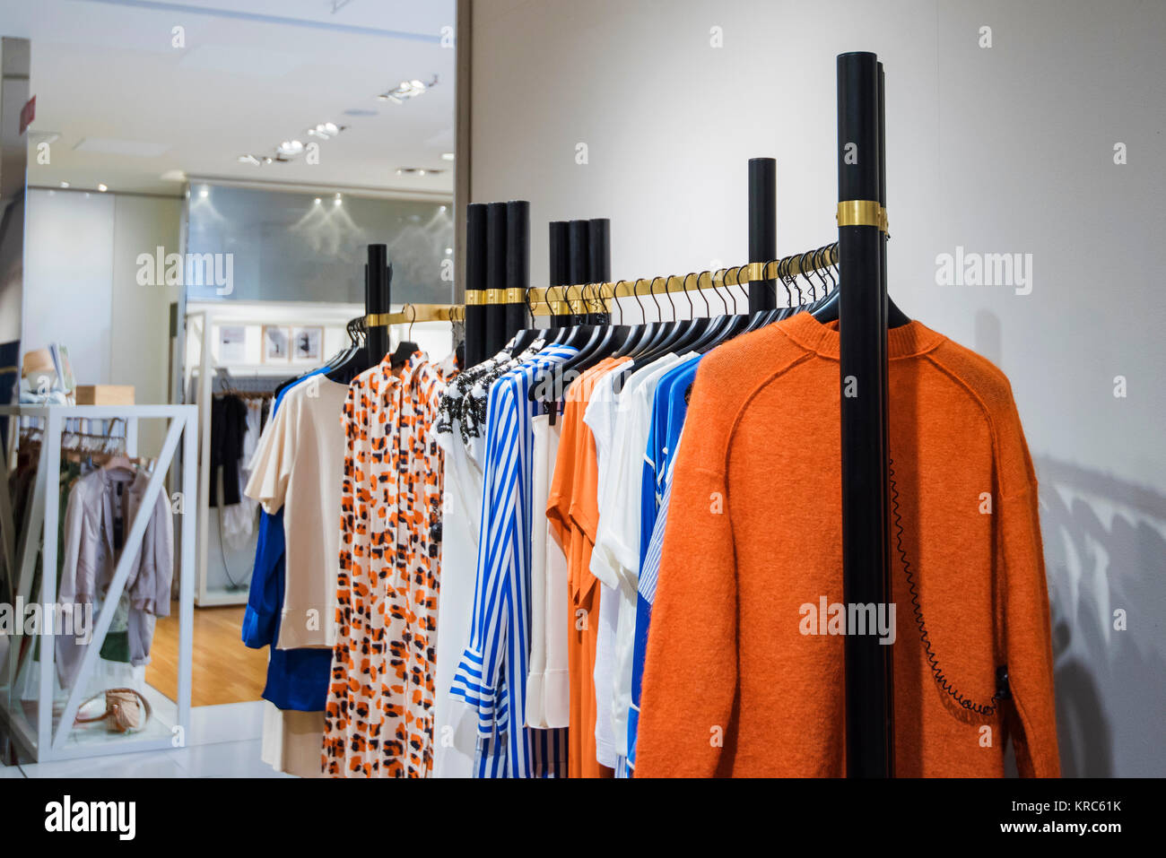 Elegance clothing store