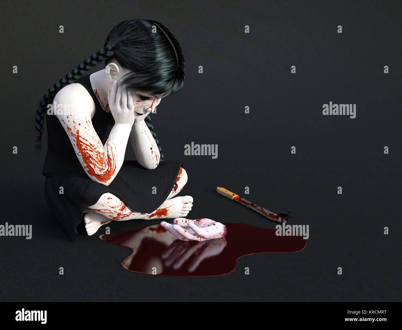 blood bleeding hand stock photos  u0026 blood bleeding hand stock images
