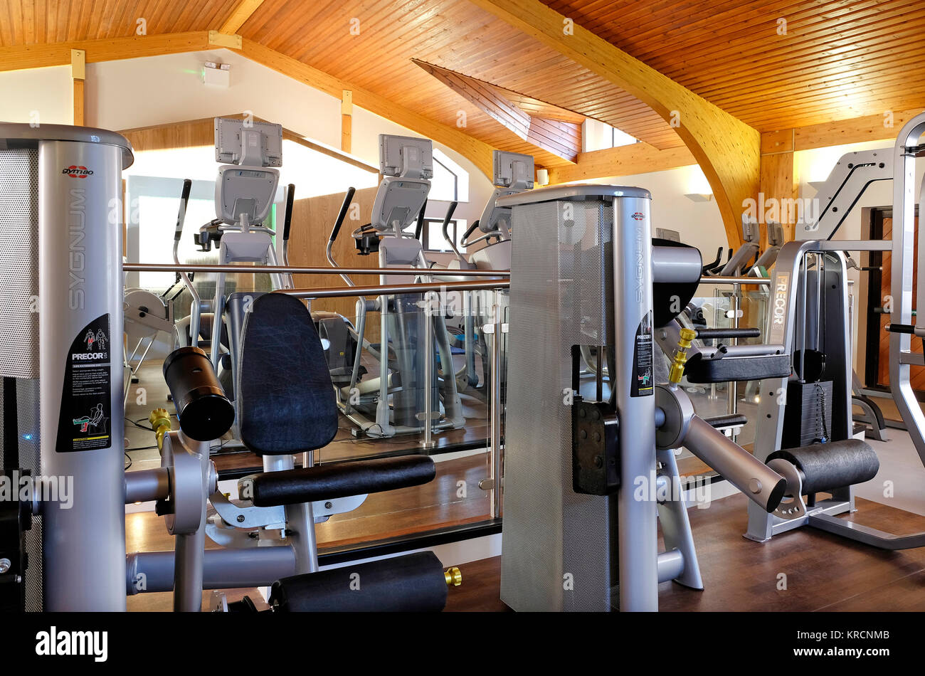 Fitness centre uk stock photos fitness centre uk stock - Westfield swimming pool sheffield ...