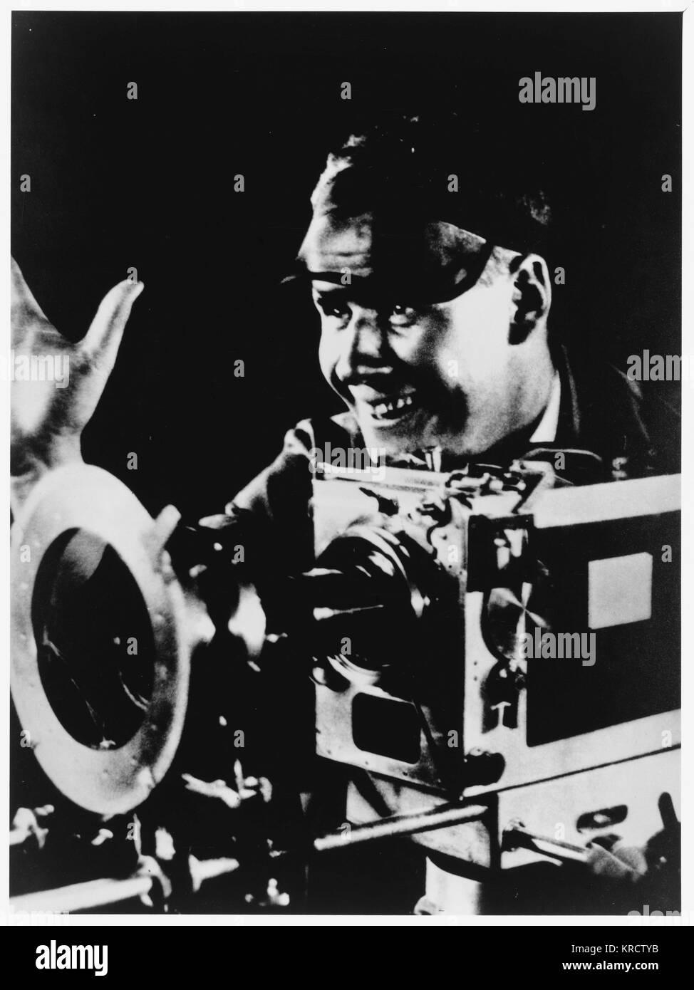 SERGEI EISENSTEIN Soviet film director Date: 1898 - 1948 - Stock Image