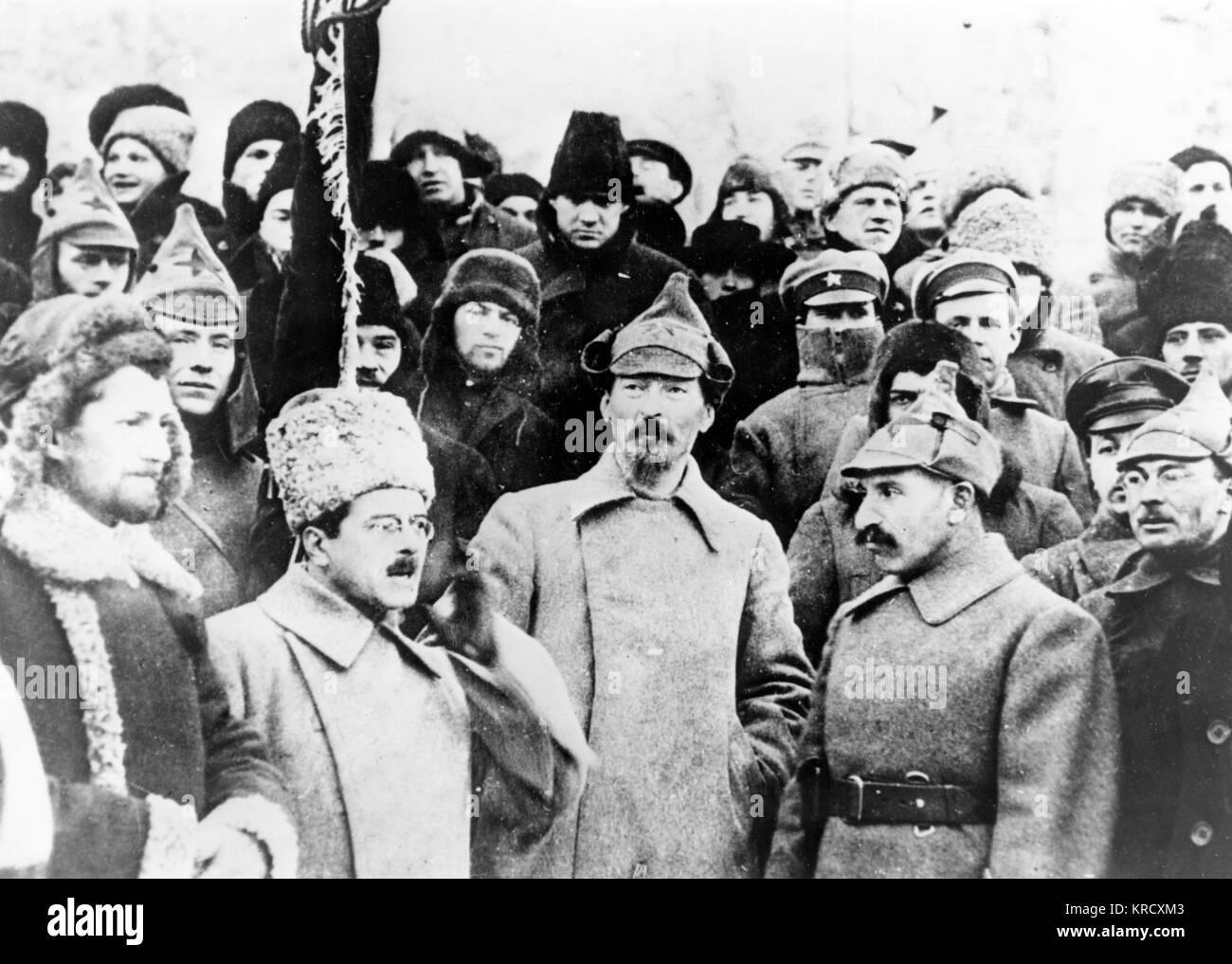 FELIX EDMUNDOVICH DZERZHINSKY Russian revolutionary, the  first head of the Soviet  secret police : photographed - Stock Image
