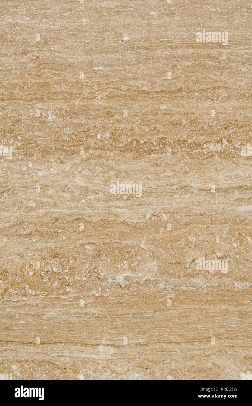 Textured marble background texture with brownish tones - Stock Image