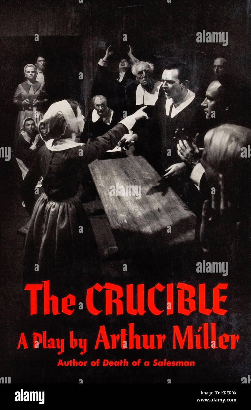 the crucible absolute morality Legal realism is leads to a shifting base of built upon subjective view of principles and morality case by case decisions be rendered on such unique opinions as to negating or disregarding absolute vales and thus undermining unalienable rights.