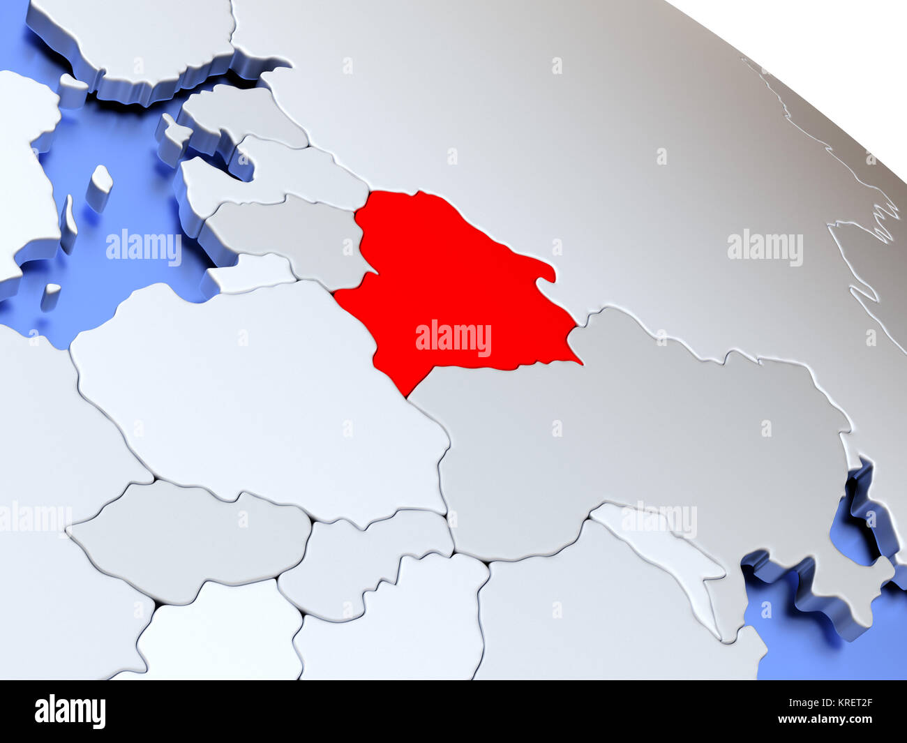 Picture of: Belarus On World Map Stock Photo Alamy