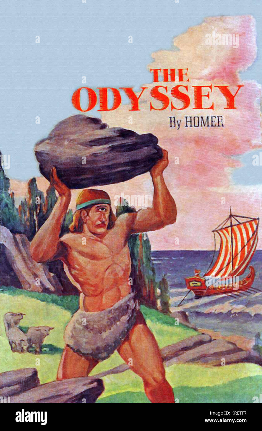 The Odyssey - Stock Image