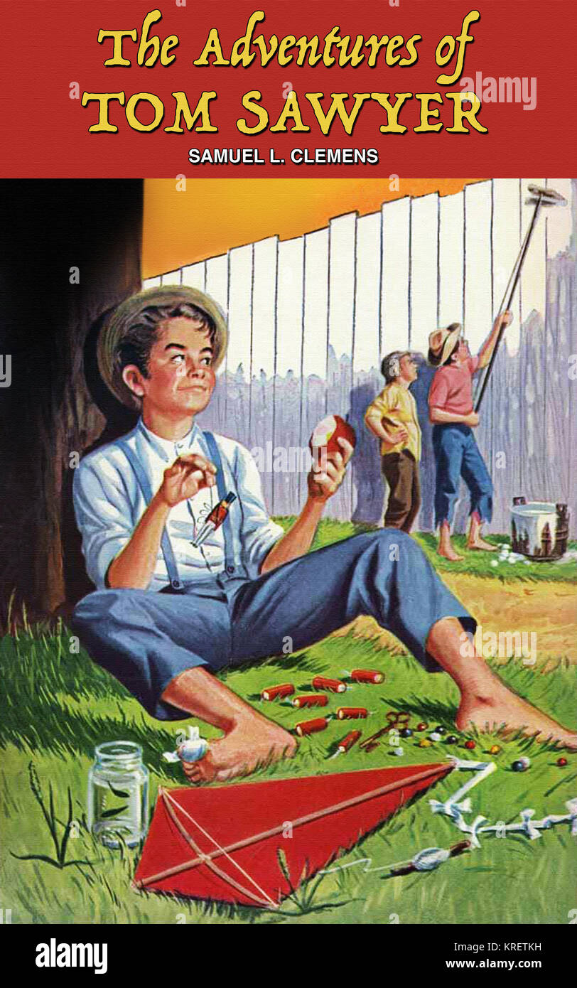 Adventures Of Tom Sawyer High Resolution Stock Photography and Images - Alamy