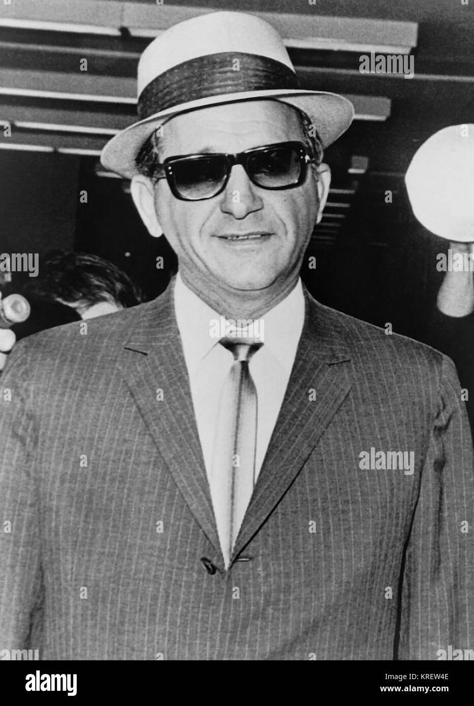 Salvatore 'Mooney Sam' Giancana - Stock Image