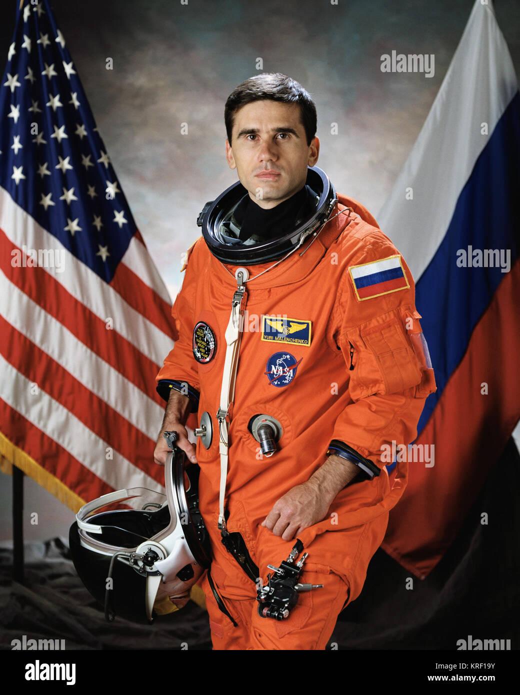Malenchenko - Stock Image