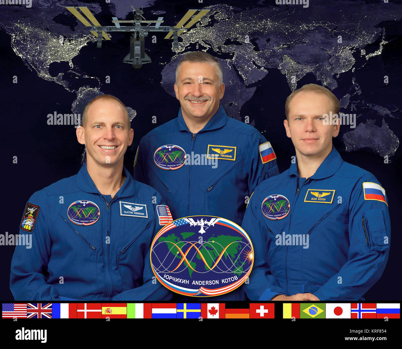 Expedition 15 - Stock Image