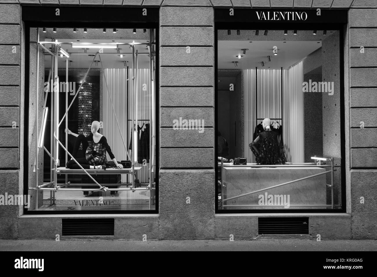 Valentino Logo Stock Photos & Valentino Logo Stock Images - Alamy