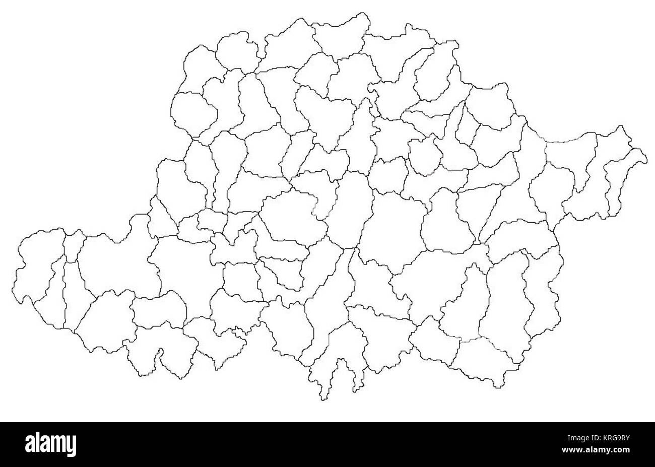 Romania Arad Location map Stock Photo: 169389359 - Alamy