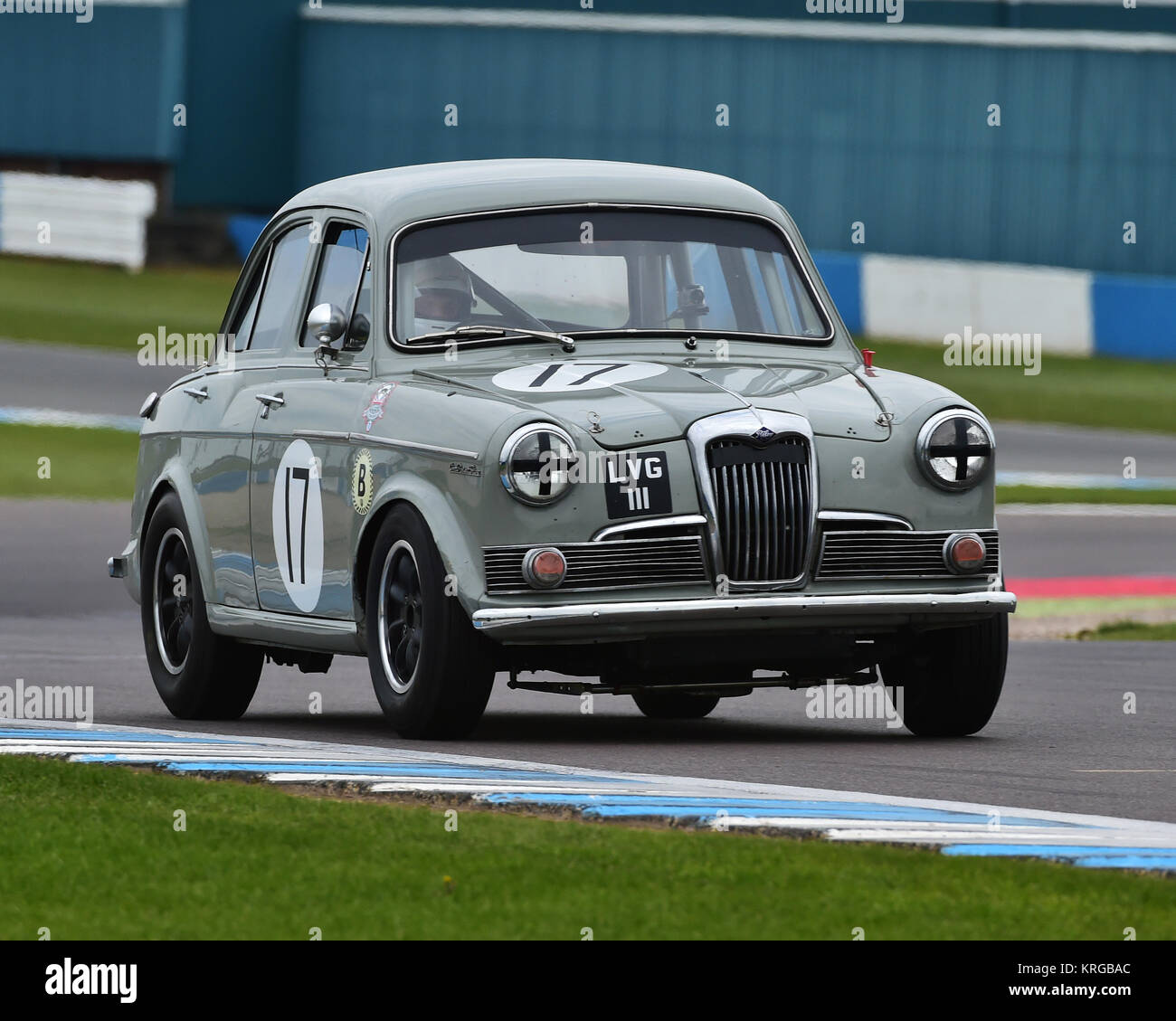 Dave Devine, Riley One-Point-Five, Historic Racing Drivers Club ...