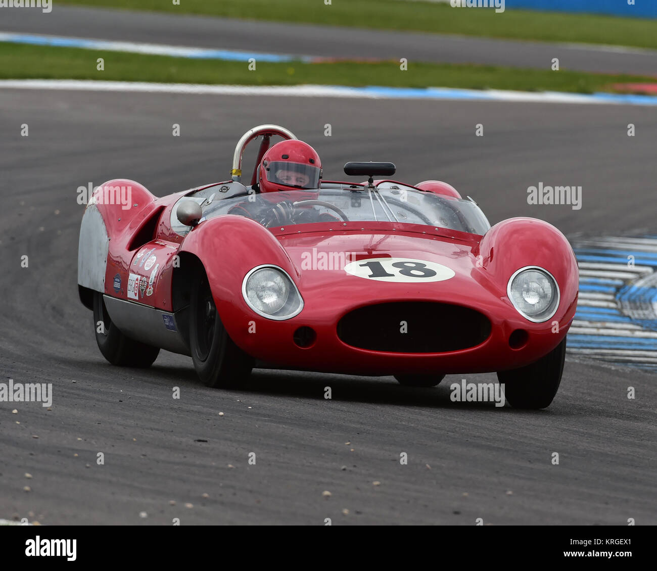 Stirling Moss Monaco Stock Photos and Images