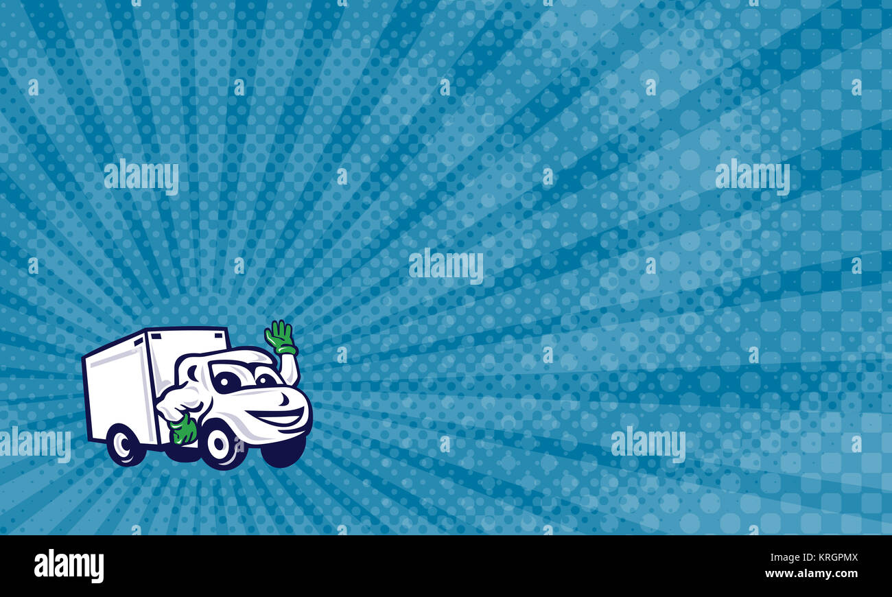 Quick Delivery Services Business Card Stock Photo: 169399466 - Alamy