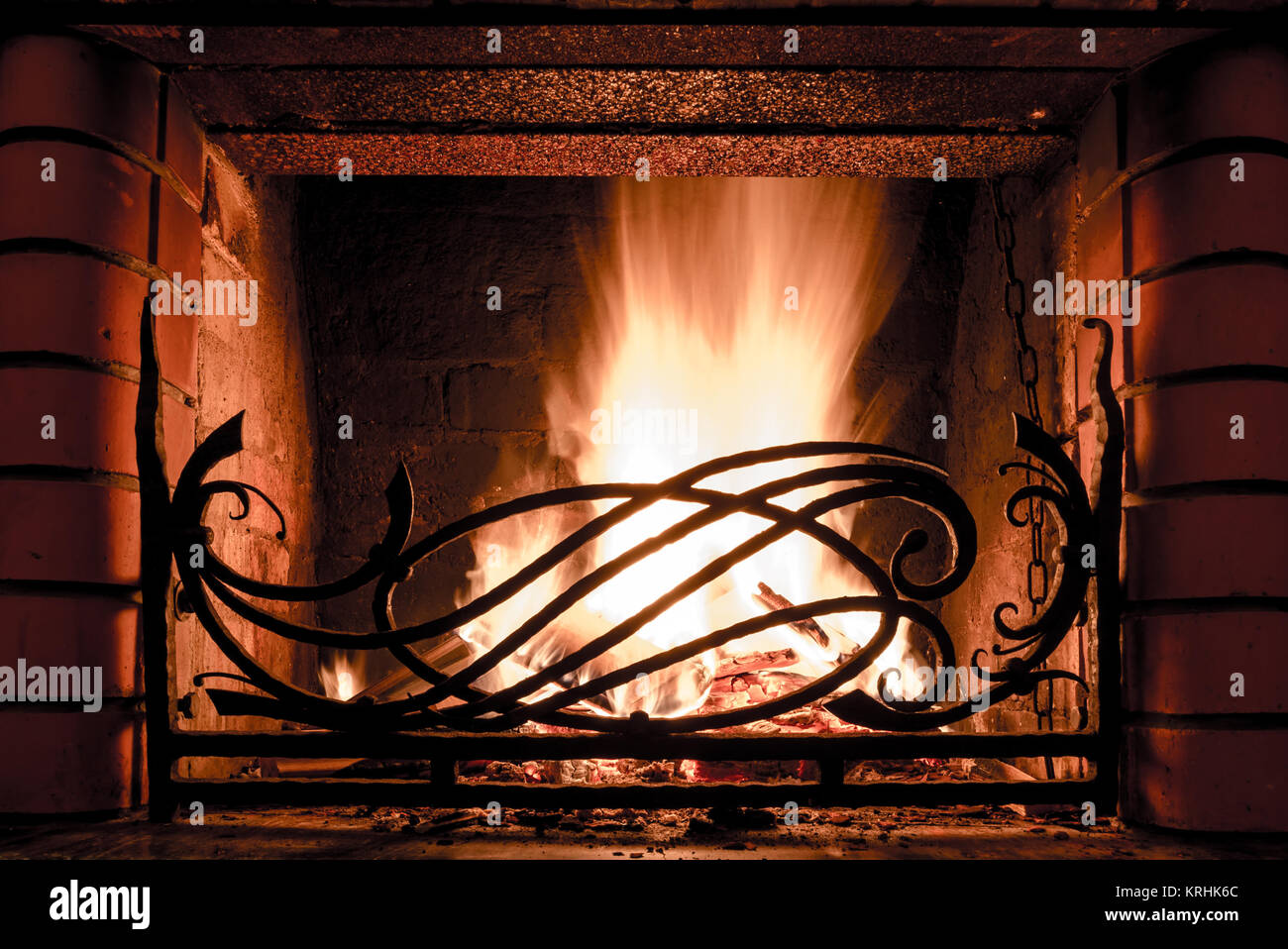 liberty hy legs home dp foundry duty heavy with amazon kitchen c iron grate wood fireplace cast com