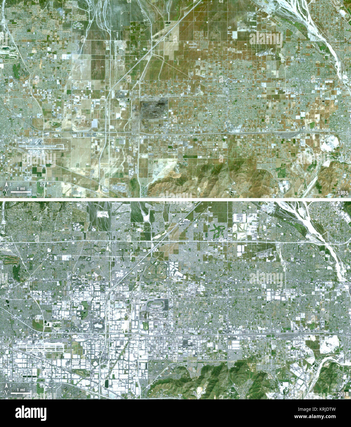 Thirty Five Miles Due East Of Downtown Los Angeles Lies The City