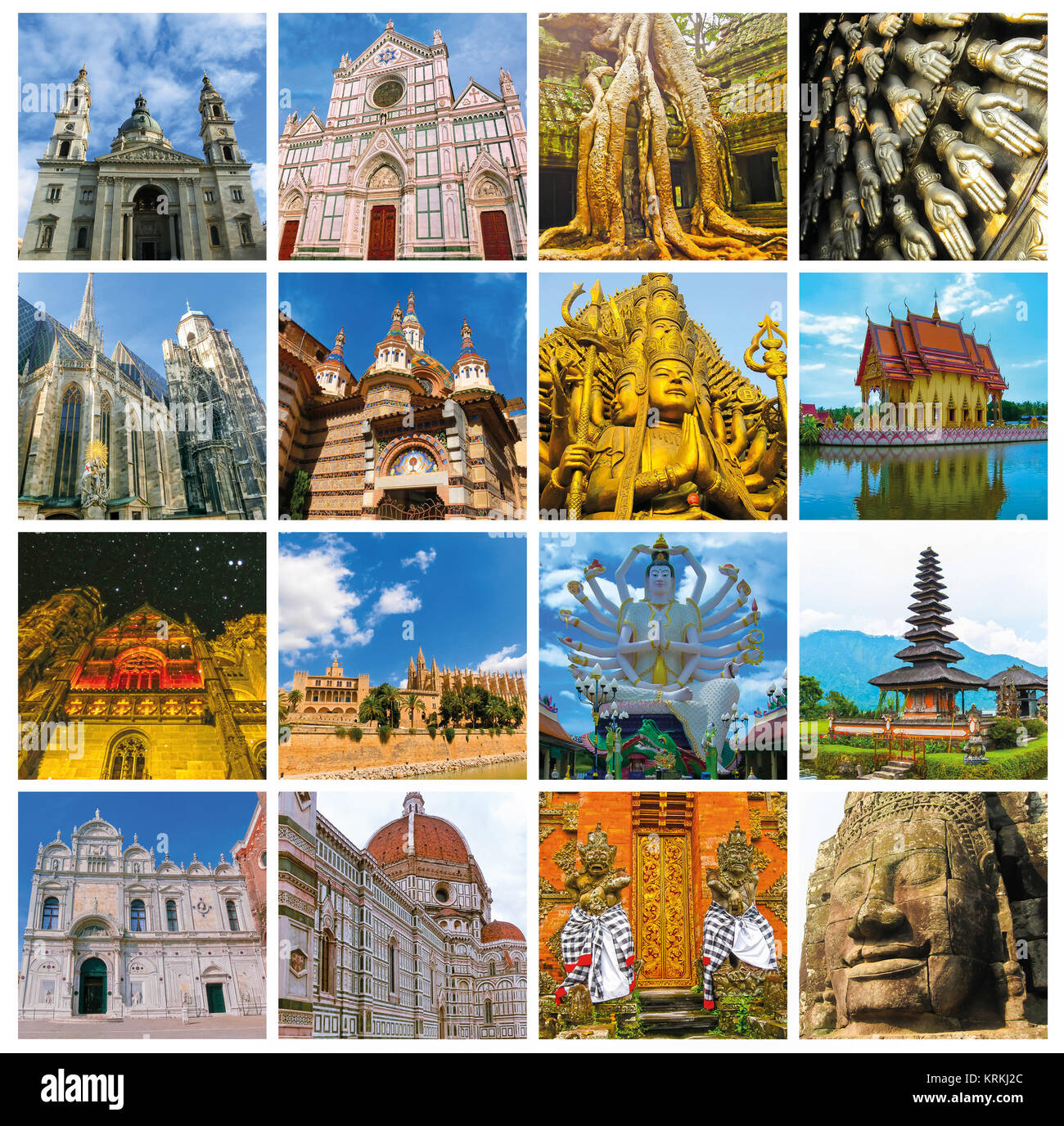 Collage Tourism Travel Planet Earth Stock Photos & Collage Tourism ...