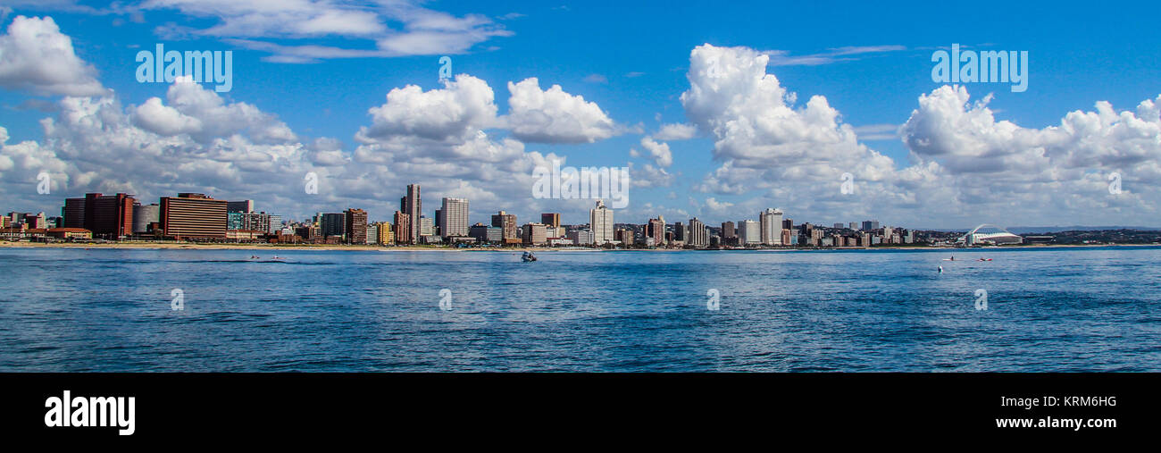 Durban, South africa - Stock Image