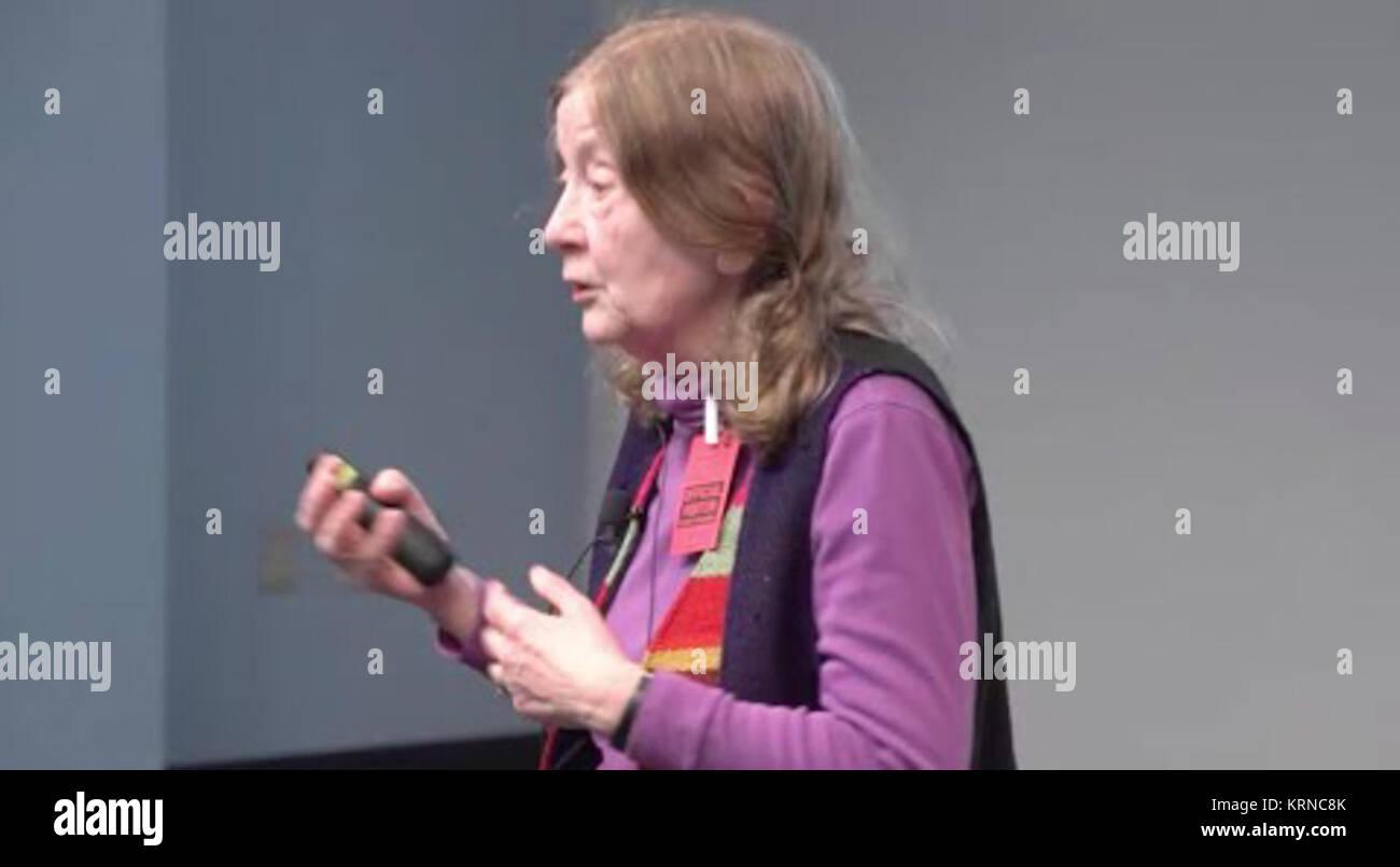 Eugenia Kalnay Maniac Talk - Stock Image