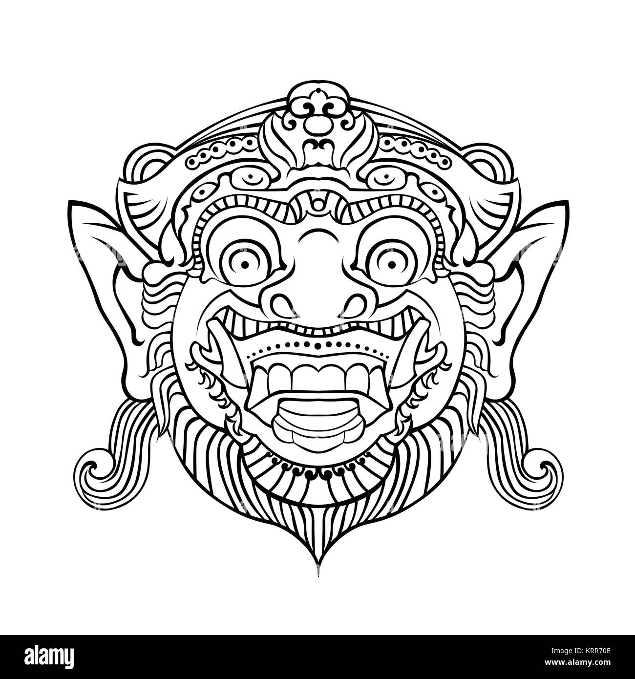 Indonesia Culture Stock Vector Images