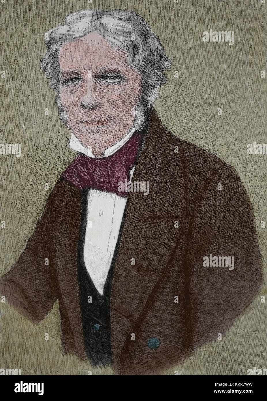 michael faraday contribution to electromagnetism