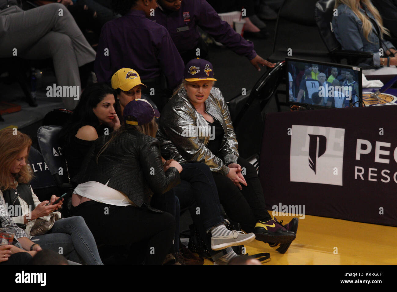 181d9e86ee4 Sunday November 19, 2017; Celebs having a good time during the game. The