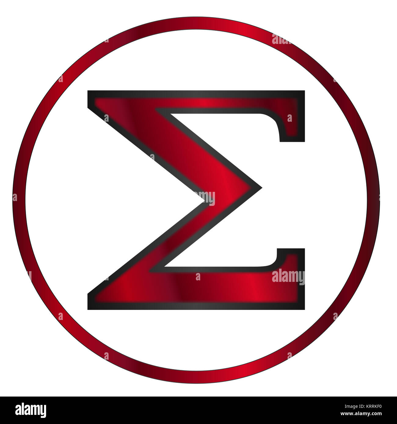 Sigma symbol stock photos sigma symbol stock images alamy sigma greek letter stock image buycottarizona Image collections