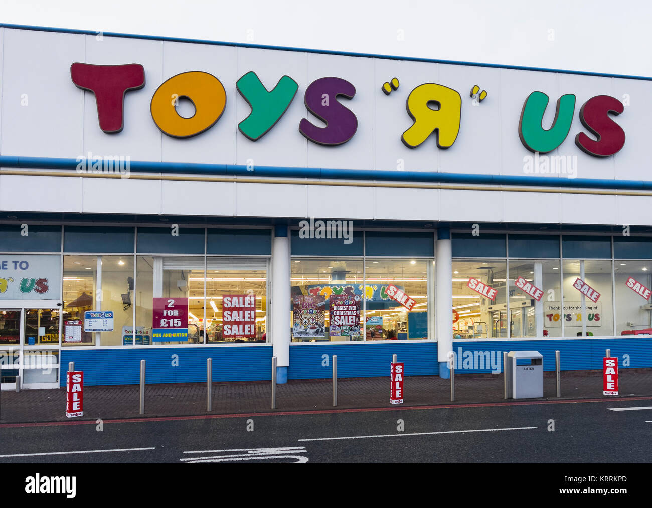 Toy Store Chain Stock Photos Amp Toy Store Chain Stock