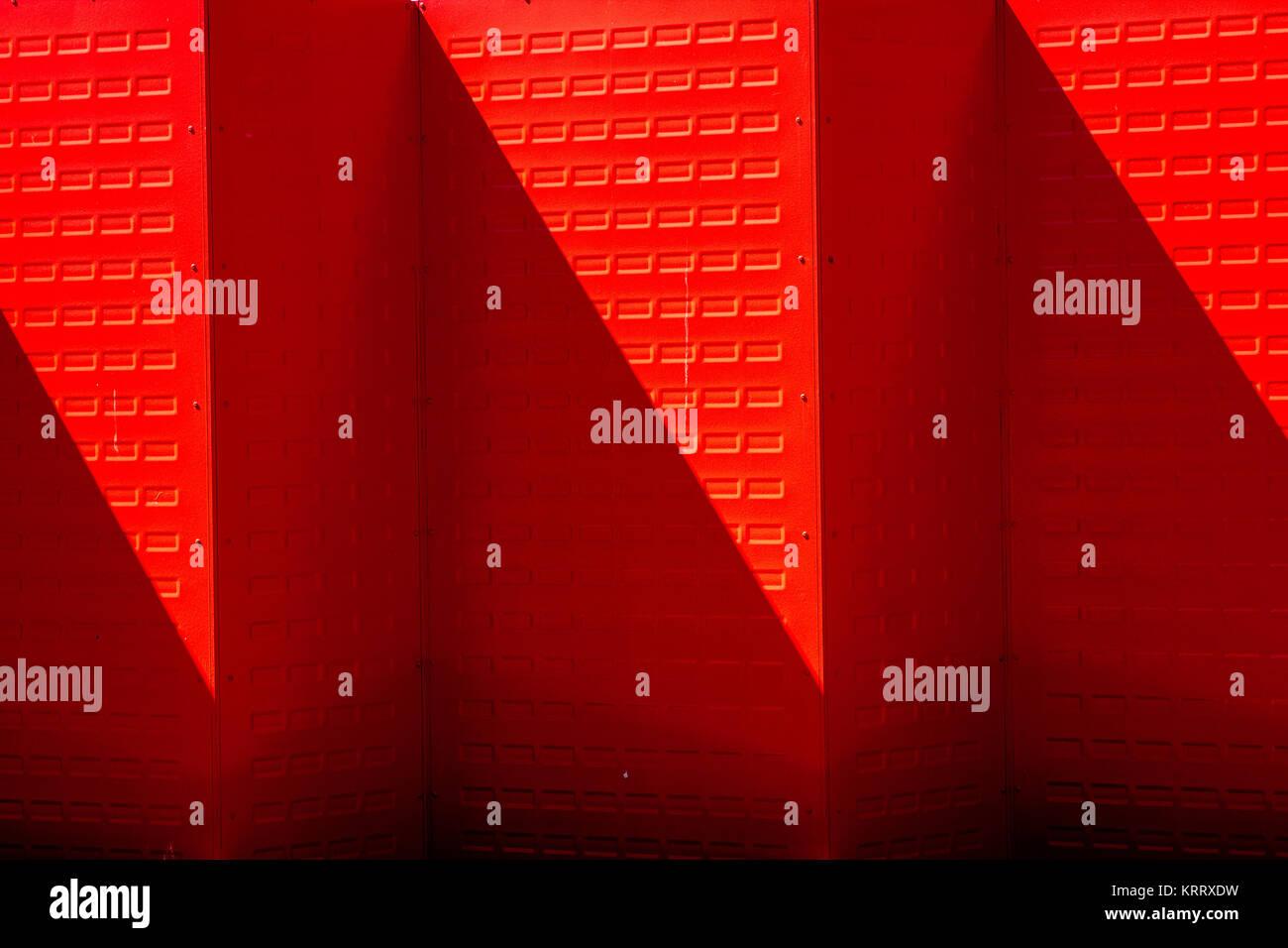 Roter Zaun Stock Photos Roter Zaun Stock Images Alamy