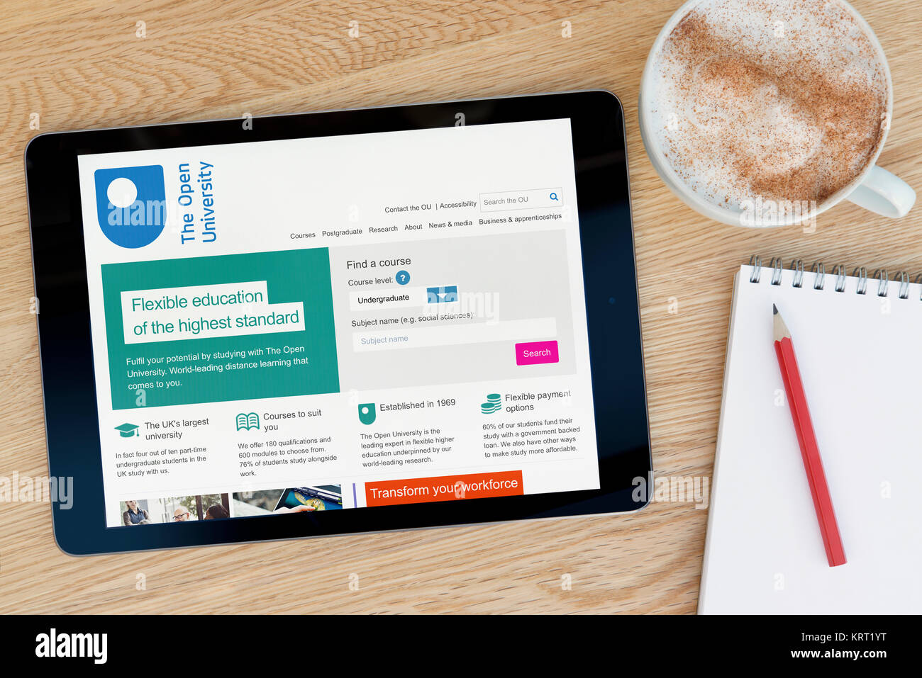 Open University High Resolution Stock Photography And Images Alamy