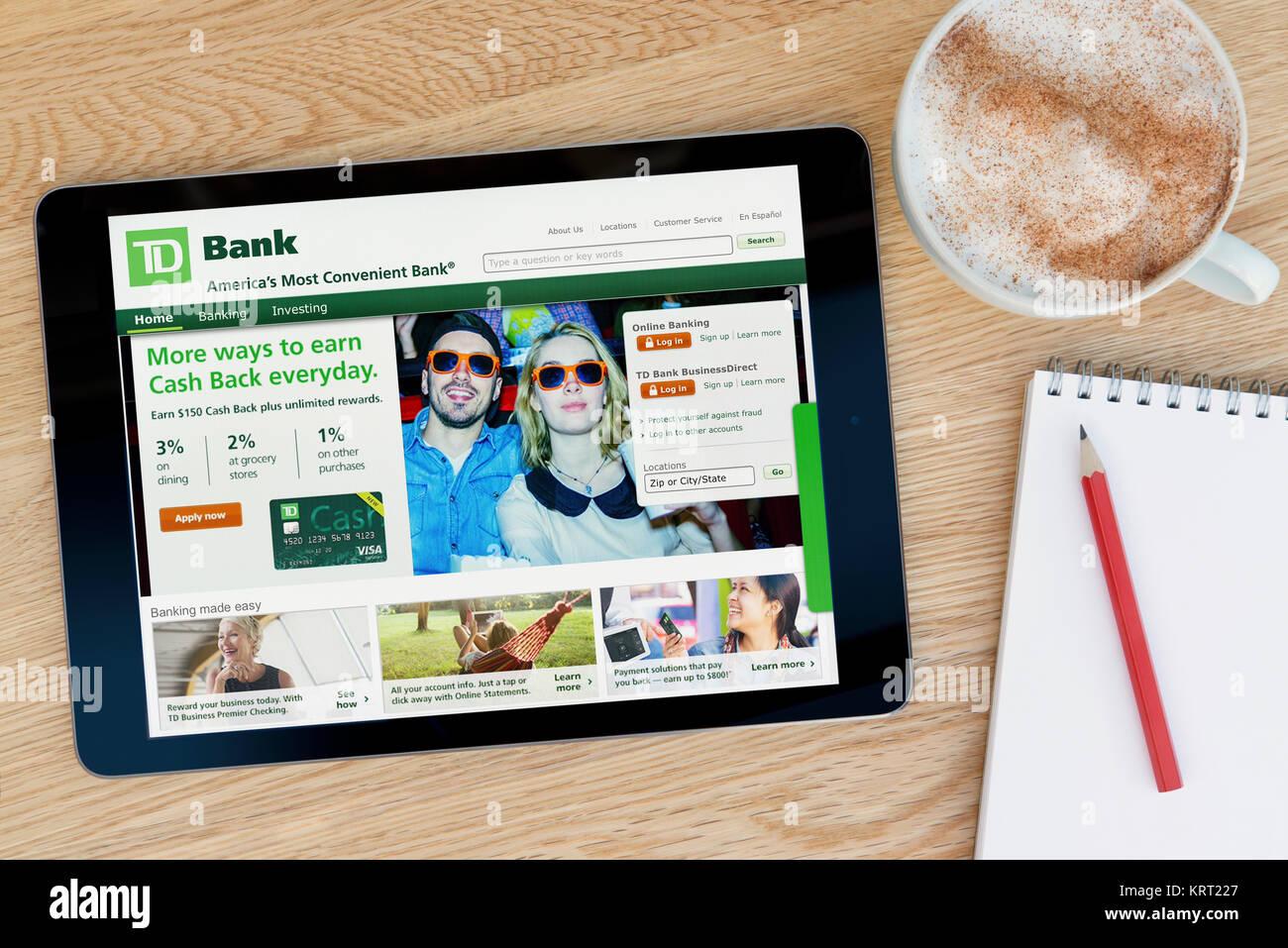 Td Bank Stock Photos & Td Bank Stock Images - Alamy