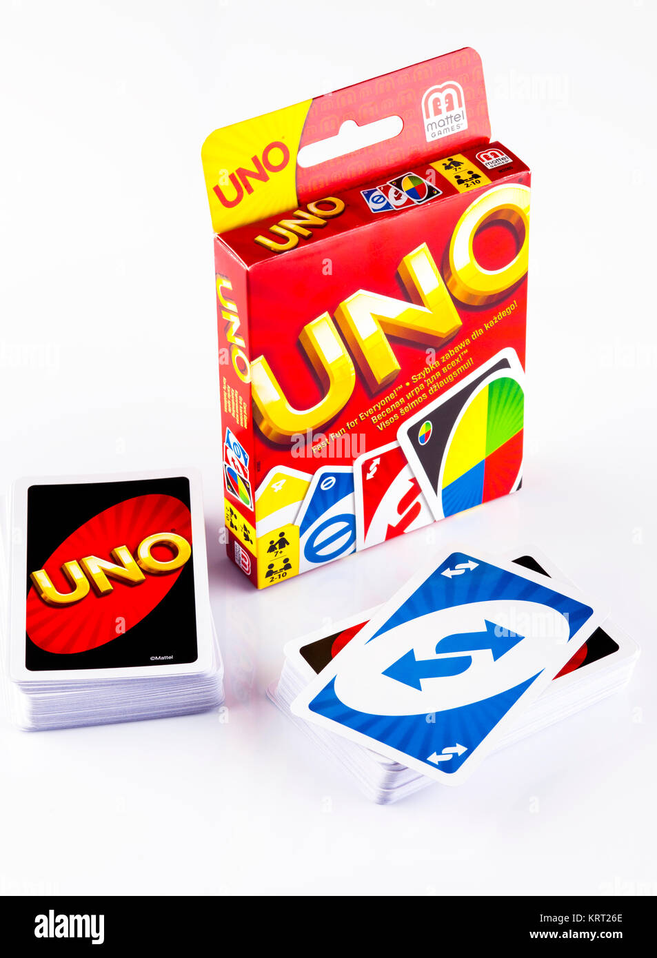 Uno Game Stock Photos & Uno Game Stock Images - Alamy
