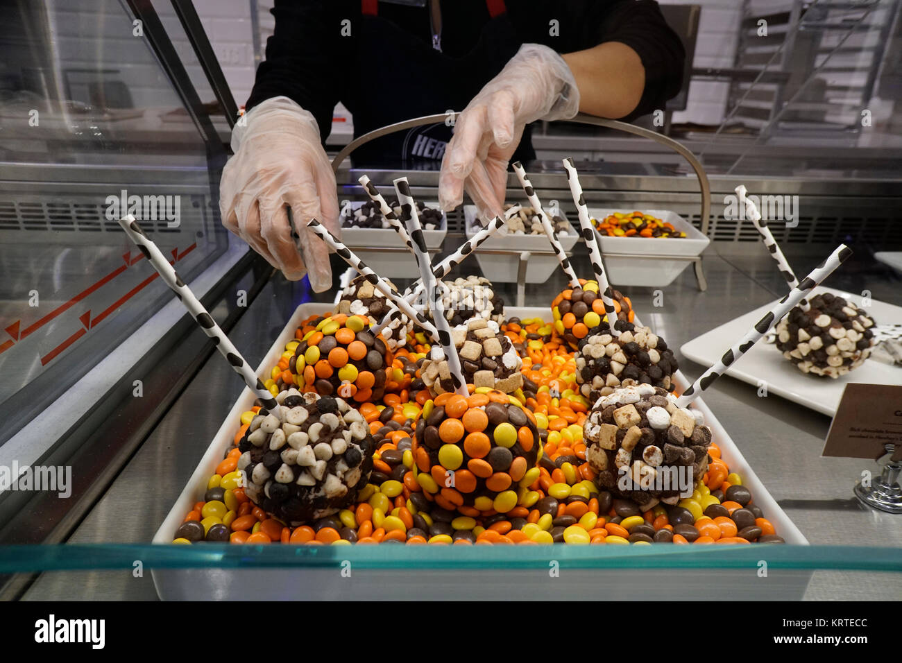 Candies Chocolate Sweet Usa Stock Photos & Candies Chocolate Sweet ...