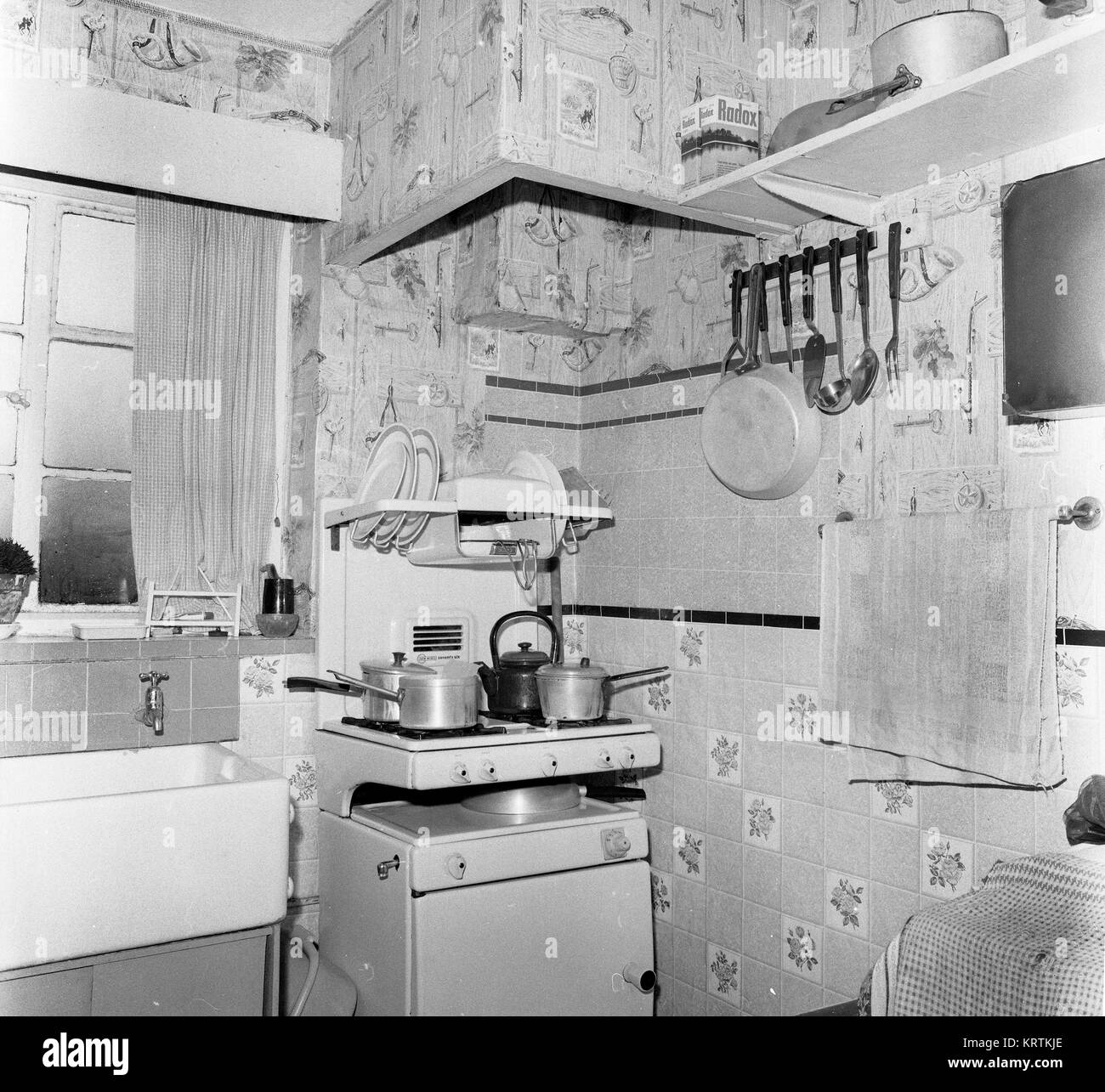 1960s Kitchen Stock Photos Amp 1960s Kitchen Stock Images