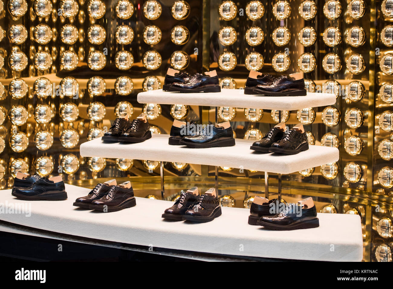 3a9e88651b6b Prada Shoes Stock Photos   Prada Shoes Stock Images - Alamy